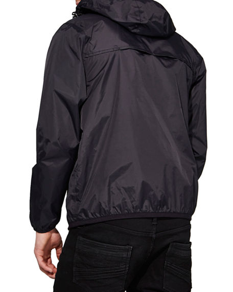 Image 2 of 2: O8 Lifestyle Men's Alex Quarter-Zip Jacket