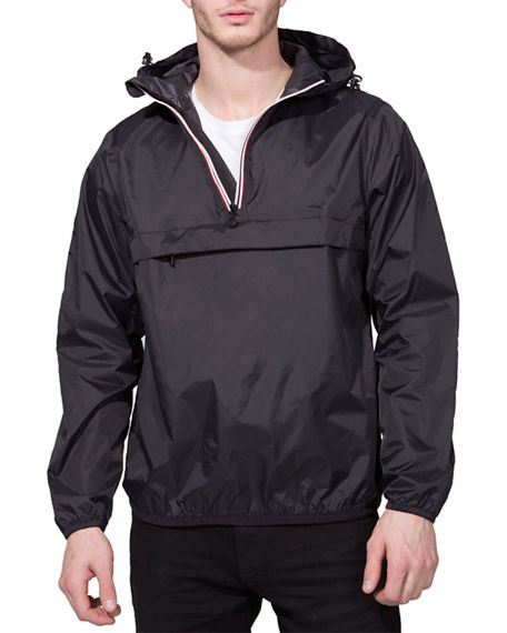 Image 1 of 2: O8 Lifestyle Men's Alex Quarter-Zip Jacket