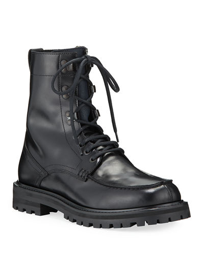 Men's Ira Leather Boots