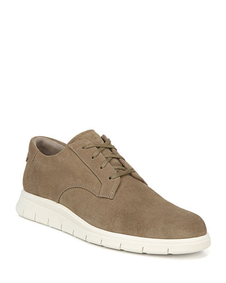 Vince Men's Stephen Suede Platform Sneakers