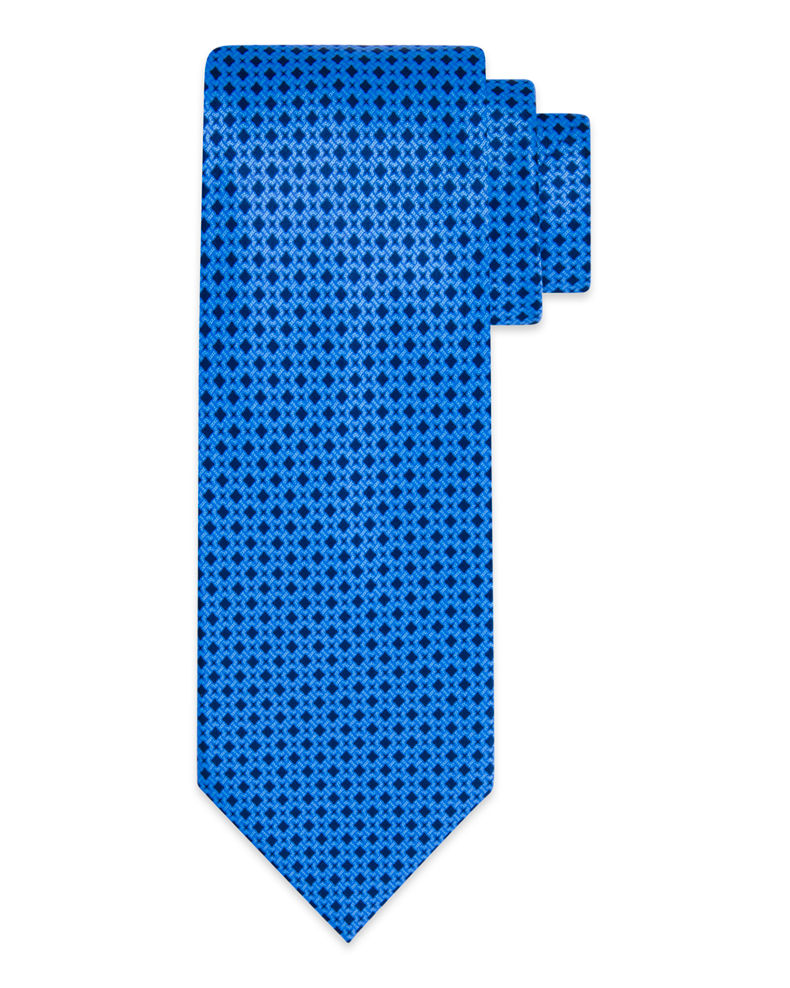 Stefano Ricci Men's Diamond-Print Tie