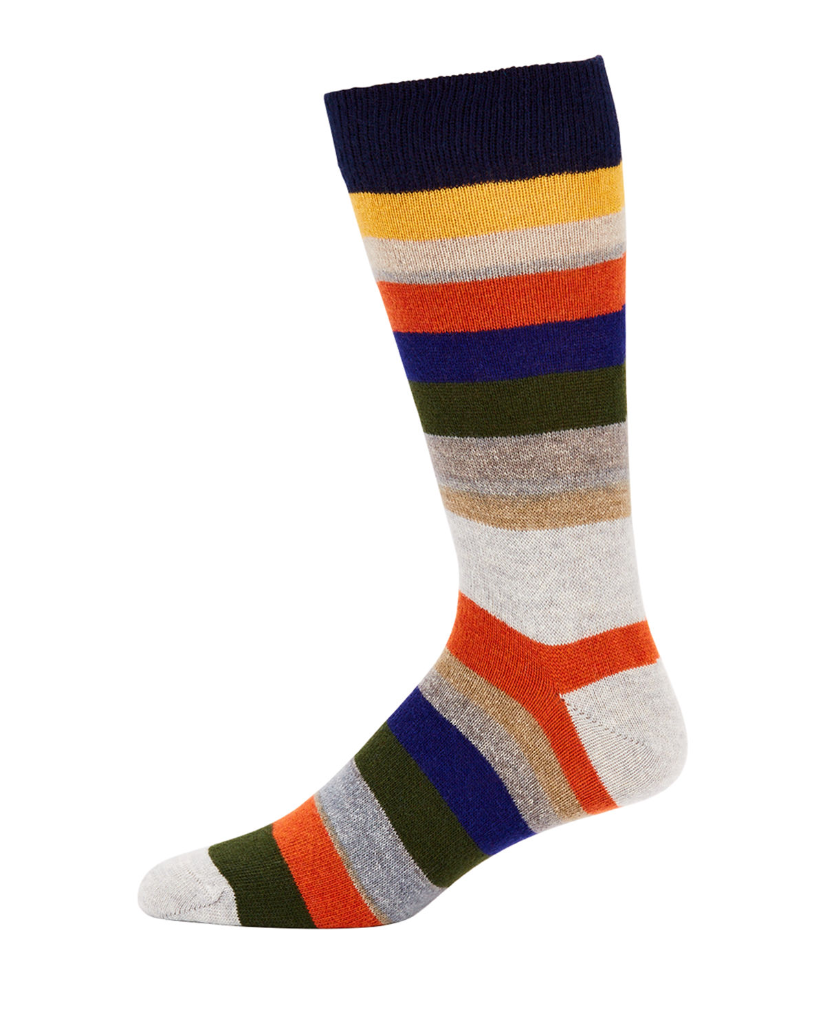 Paul Smith MEN'S NUANCE STRIPES SOCKS