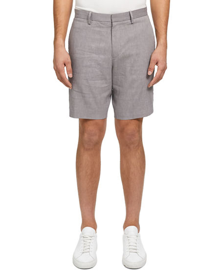Theory Men's Curtis Eco-Crunch Shorts