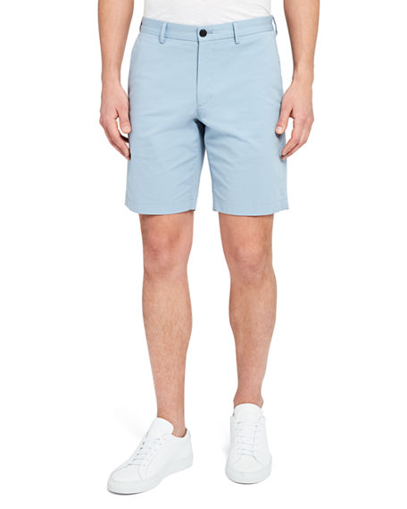 Theory Men's Zaine Patton Twill Shorts