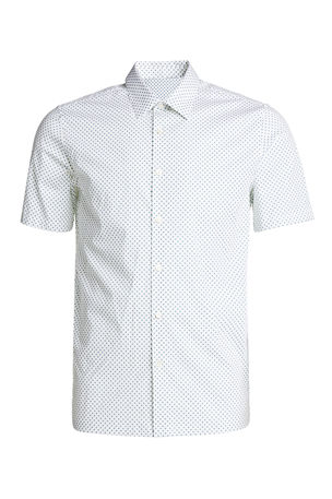 Theory Men's Irving Witan Print Short-Sleeve Sport Shirt
