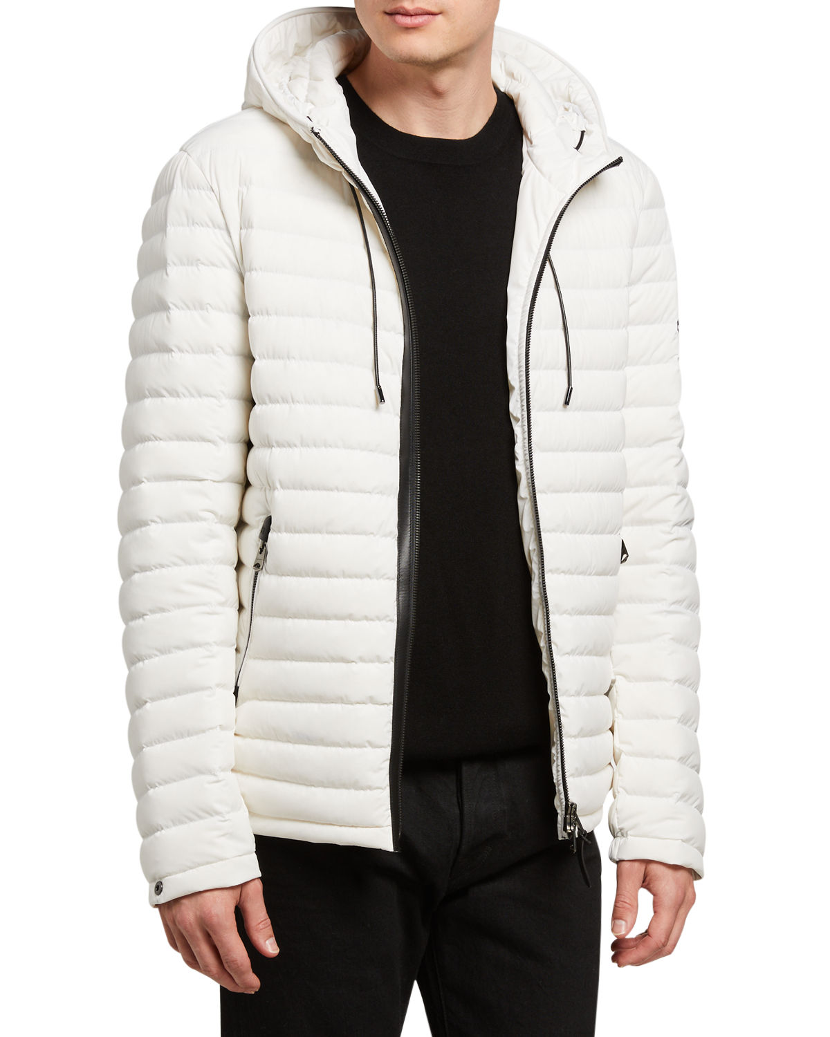 Mackage MEN'S MIKE STRETCH LIGHTWEIGHT DOWN JACKET