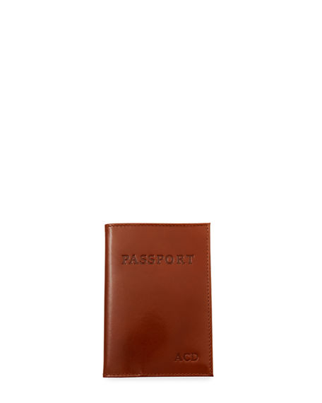 Abas Aniline Leather Passport Cover