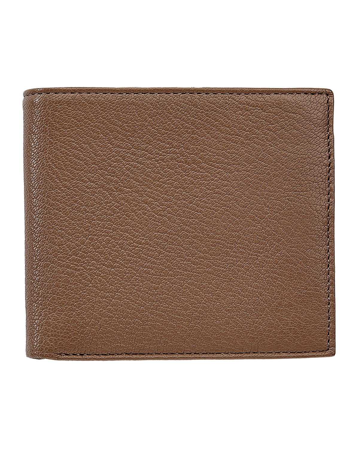Men's Two-Tone Goat Leather Wallet