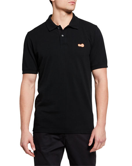 Ovadia Men's Pique Polo Shirt