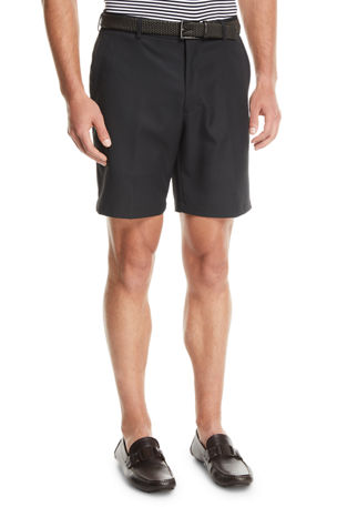 Peter Millar Men's Salem High Drape Performance Shorts