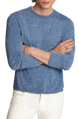 John Varvatos Star USA Men's Huntington Crewneck Sweater
