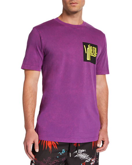 Diesel Men's Just Graphic Short-Sleeve T-Shirt