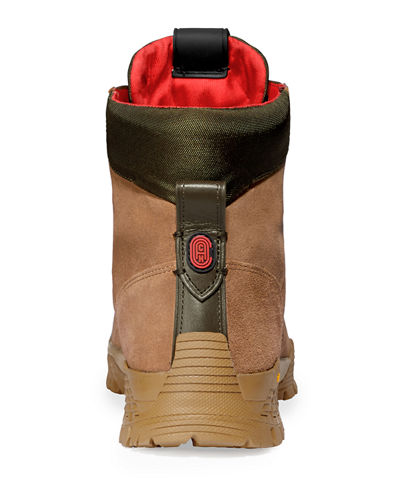 Coach Men's Hybrid Urban Suede Hiking Boots