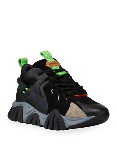 Men's Colorblock Chunky Sport Sneakers