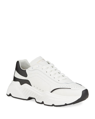 Men's Day Master Two-Tone Chunky Runner Sneakers