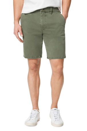 Joe's Jeans Men's Brixton Sateen Trouser Shorts