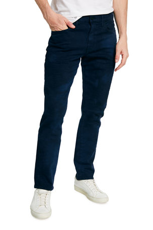 Joe's Jeans Men's Asher Marble-Wash Slim-Fit Jeans