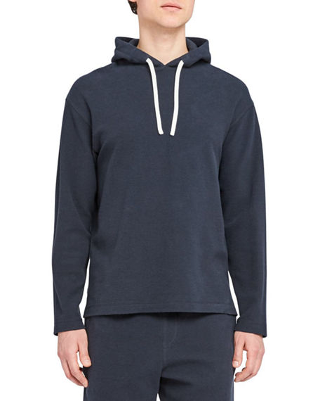 Theory Men's Luxe Surf Terry Pullover Hoodie