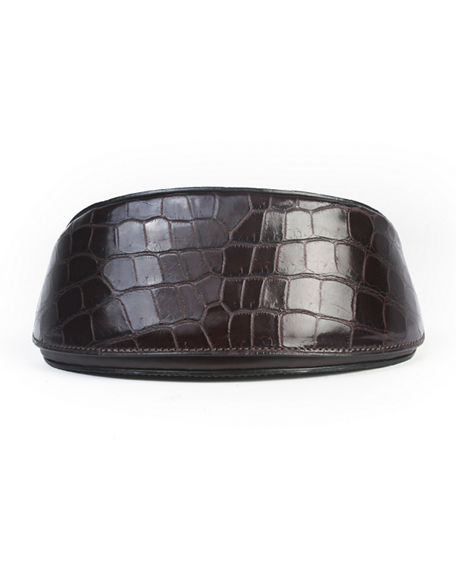Zambezi Grace Men's Crocodile Sunglasses Case