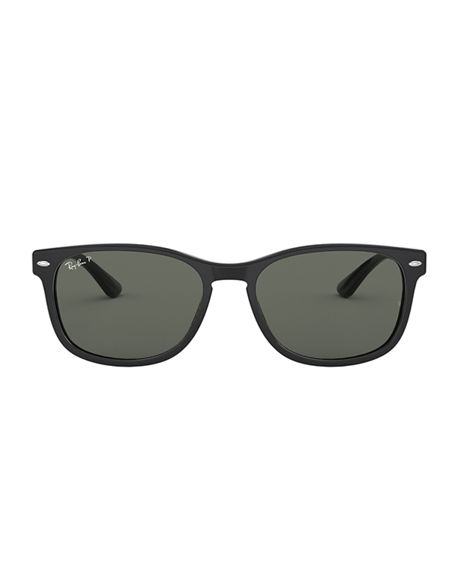 Image 2 of 2: Ray-Ban Men's Polarized Acetate Sunglasses