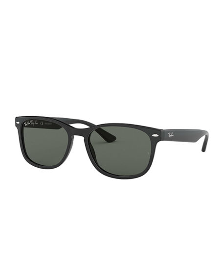 Image 1 of 2: Ray-Ban Men's Polarized Acetate Sunglasses