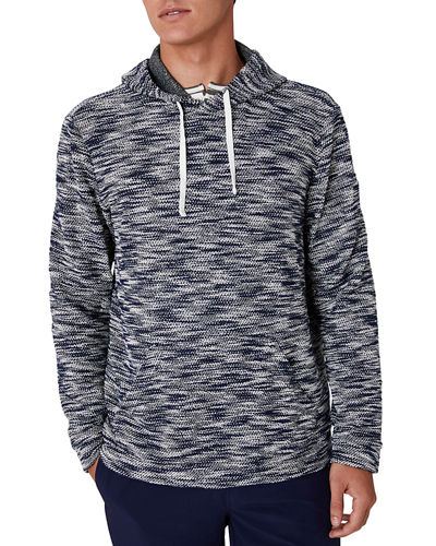 Onia Men's Michael Space-Dye Hoodie
