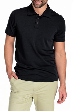 Fisher + Baker Men's Manchester Polo Shirt