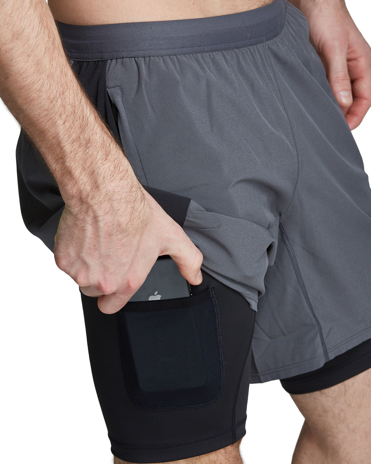 Men's Command 7-Inch Shorts w/ Compression Liner