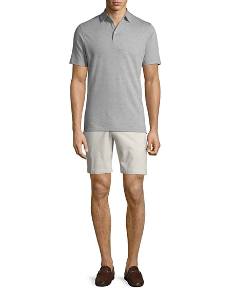 Image 3 of 3: Peter Millar Men's Crown Soft Touch Twill Shorts