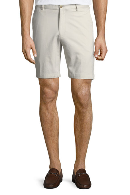 Image 1 of 3: Peter Millar Men's Crown Soft Touch Twill Shorts