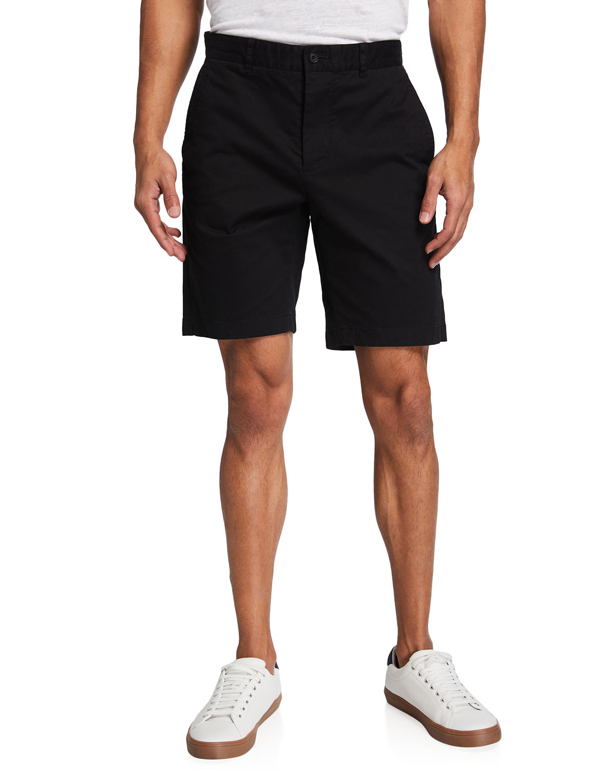 Vince Suits MEN'S GRIFFITH LIGHTWEIGHT CHINO SHORTS