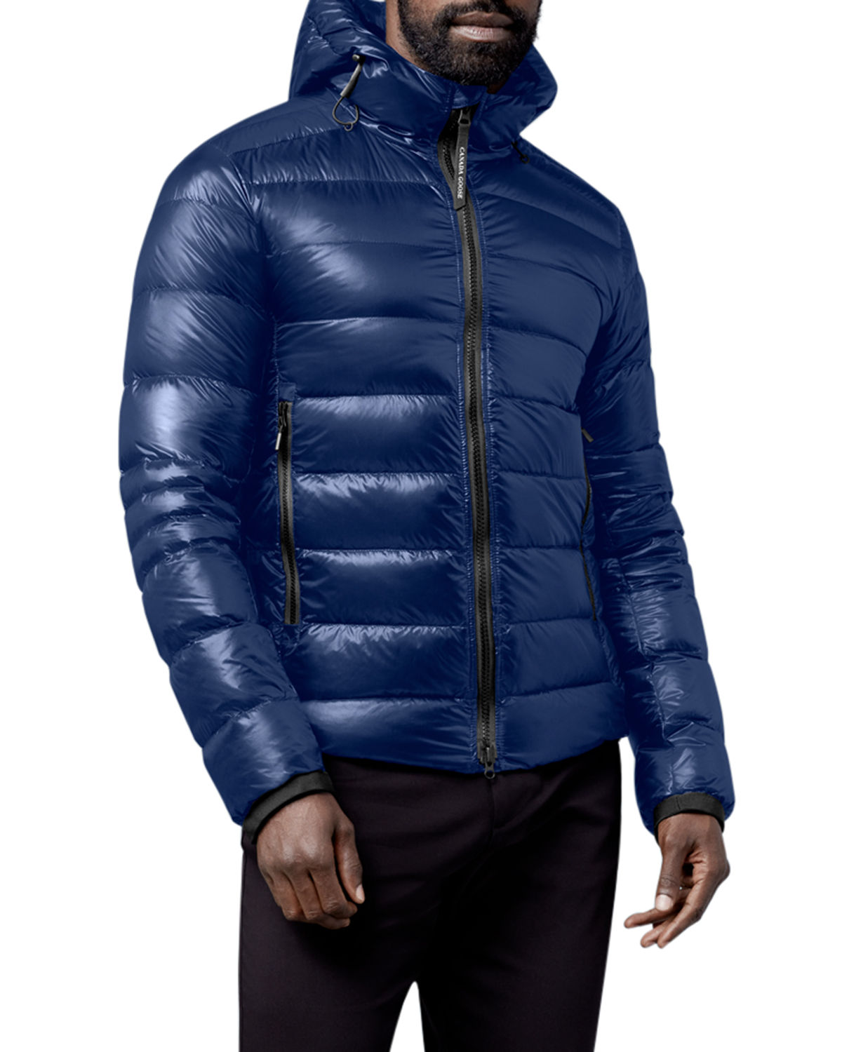 Canada Goose MEN'S CROFTON QUILTED HOODED JACKET