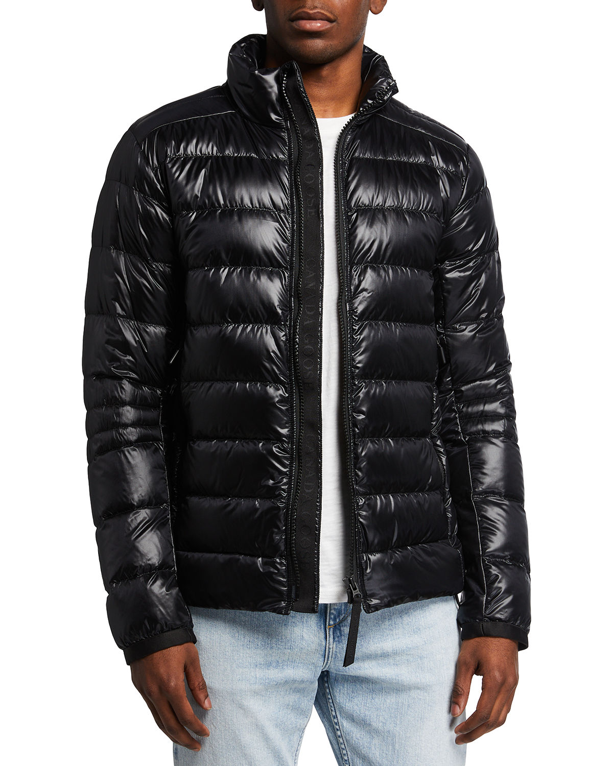 Canada Goose MEN'S CROFTON QUILTED NYLON JACKET