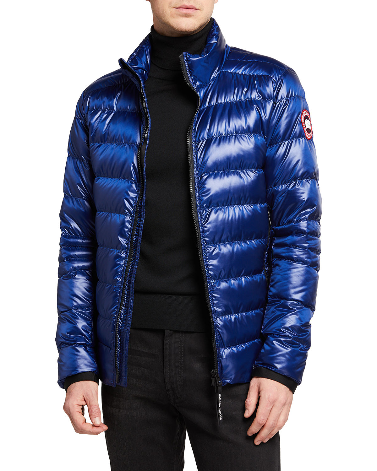 Canada Goose MEN'S CROFTON LIGHTWEIGHT QUILTED PACKABLE JACKET