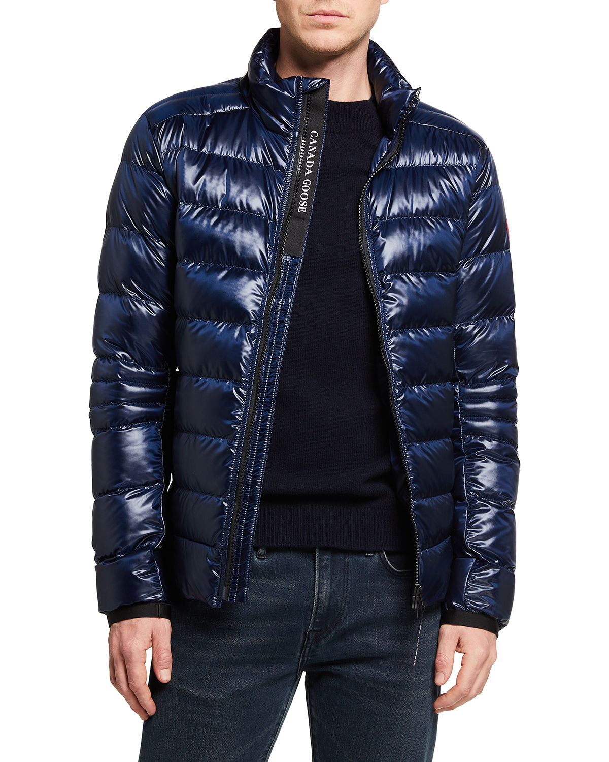 Canada Goose Downs MEN'S CROFTON LIGHTWEIGHT QUILTED PACKABLE JACKET