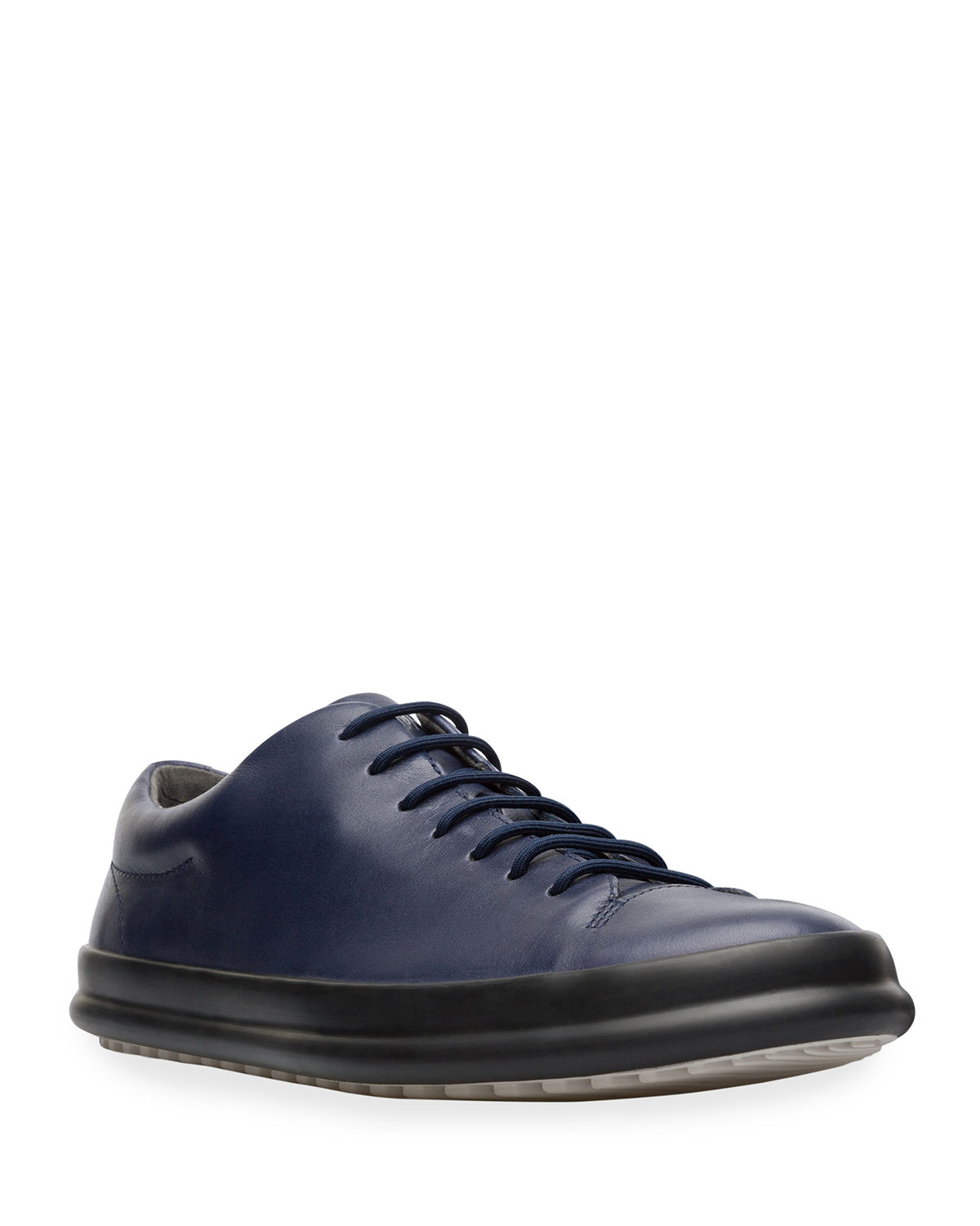 Men's Chasis Sport Leather Low-Top Sneakers
