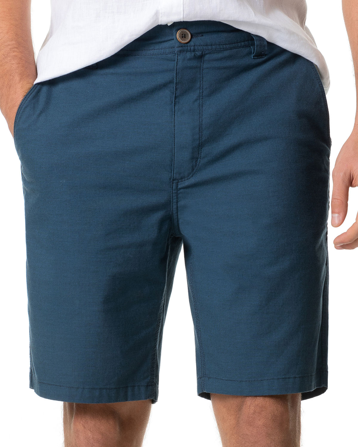 Men's Millwater Solid Stretch Shorts
