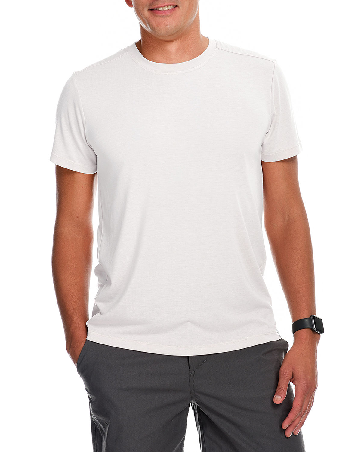 Men's Mission Solid Performance T-Shirt