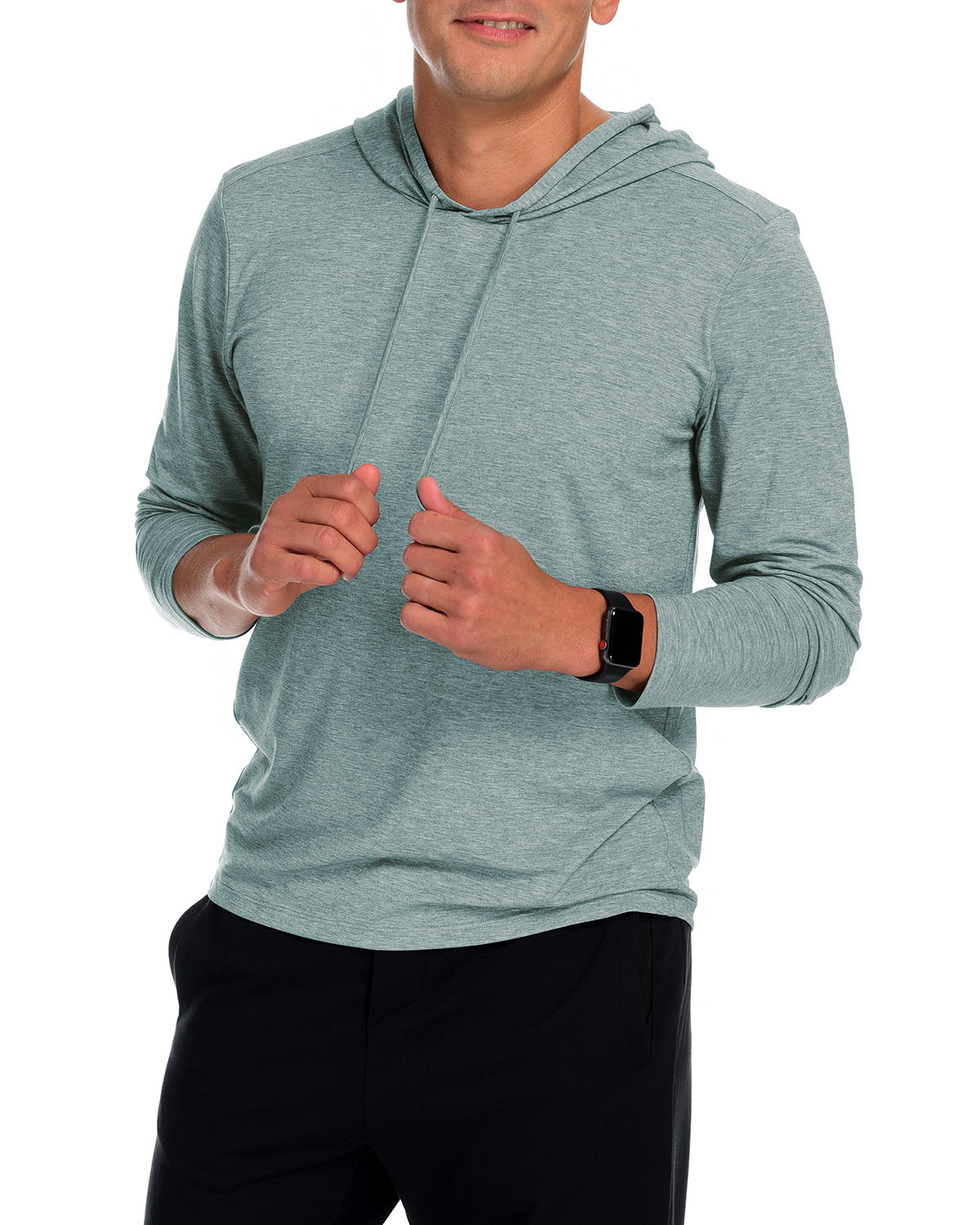 Men's Mission Performance Pullover Hoodie
