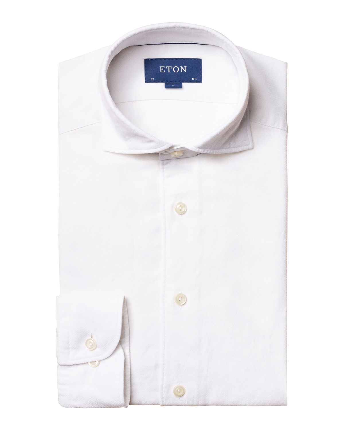 Men's Micro Weave Contemporary-Fit Sport Shirt