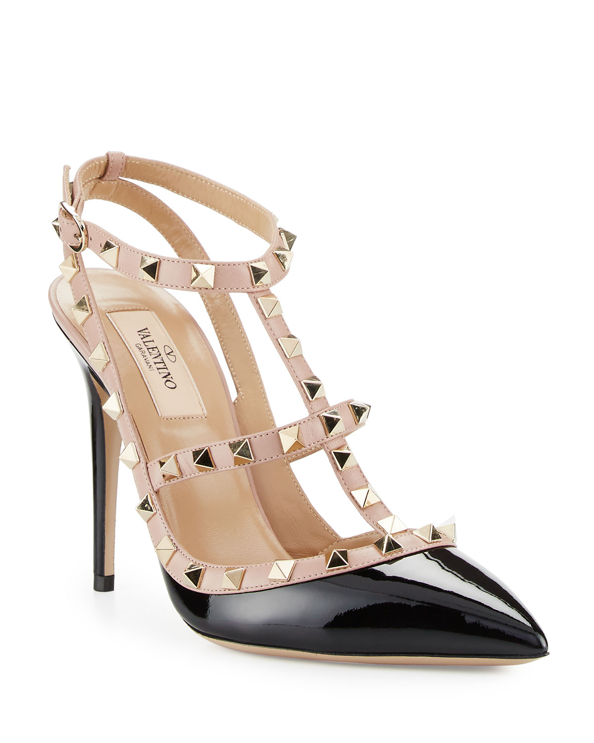 wholesale online great deals 2017 shop for Rockstud Slingback 100mm Pump