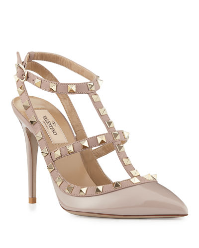 Rockstud Slingback 100mm Pump