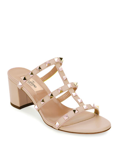 get rock valentino shoes for apparelia the less stud look