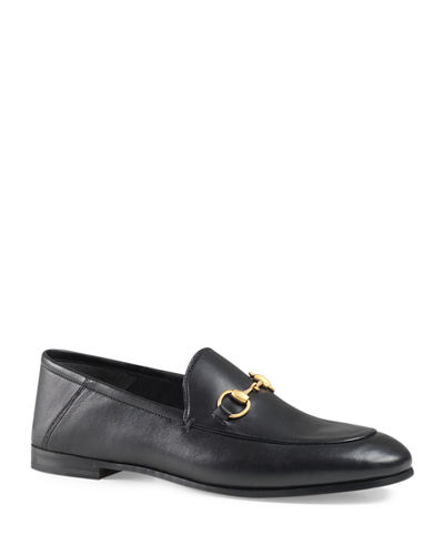 Brixton Leather Horsebit Loafer