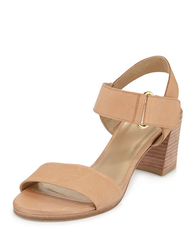 Broadband Leather City Sandal