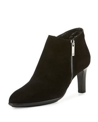 Aquatalia Dina Side-Zip 70mm Ankle Boot