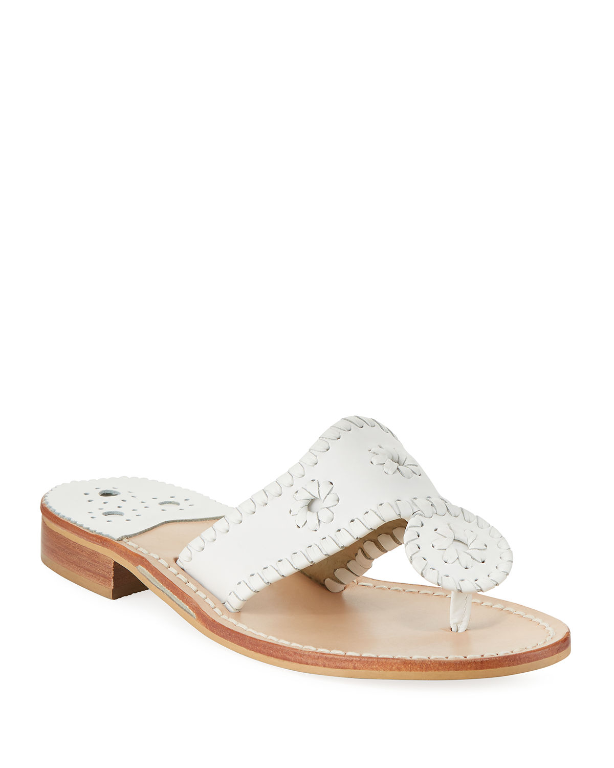 ddaed982a19 Jack Rogers Jacks Flat Thong Sandals