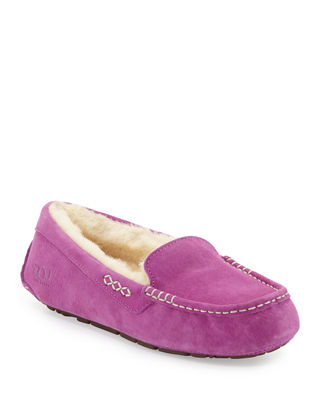Ansley Moccasin Slipper