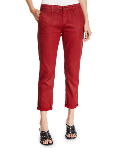 The Caden Tailored Denim Trousers
