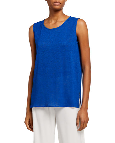 Classic Gauze Knit Longer Tank